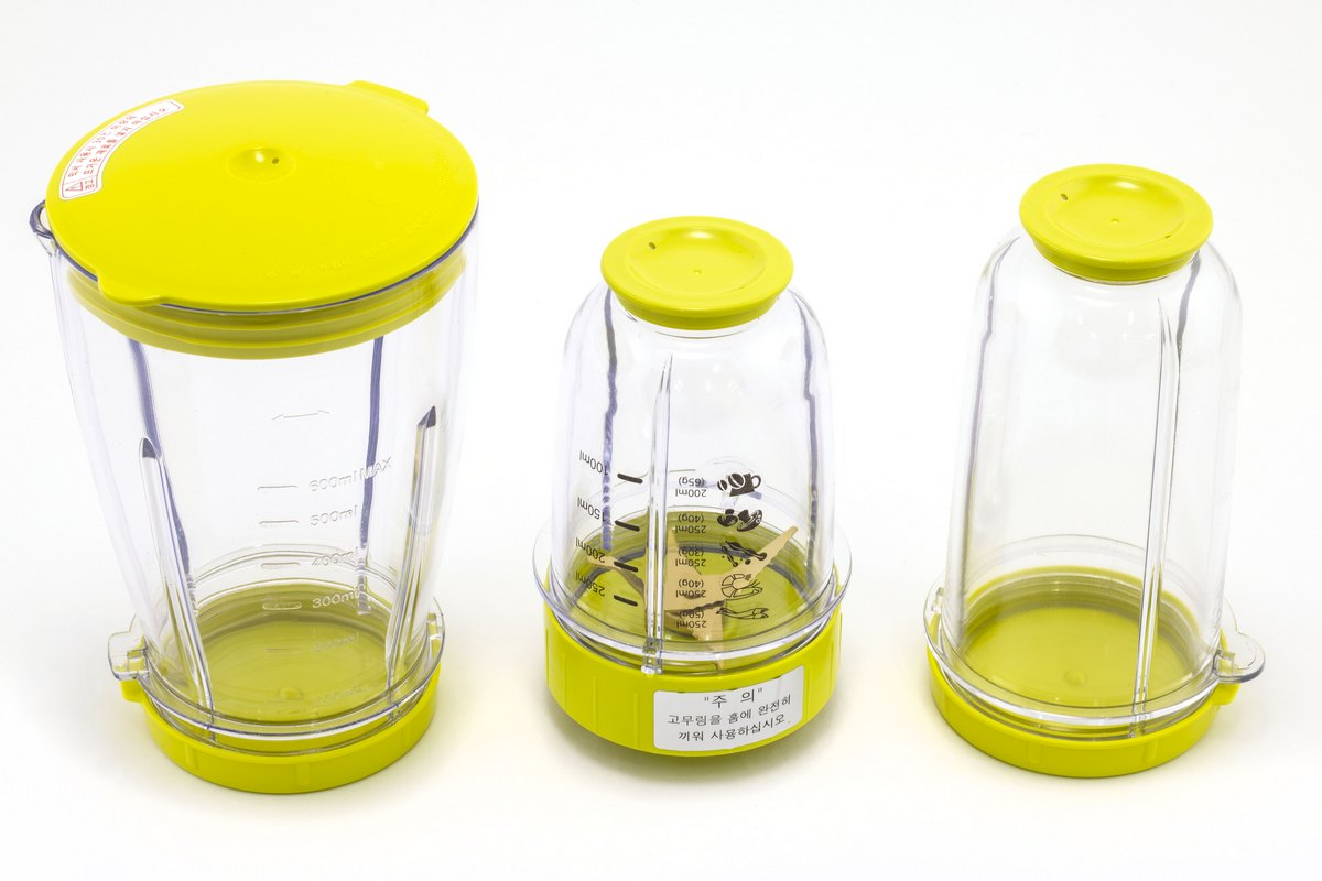 Мини блендер Hanil Flowerpot HMF три емкости