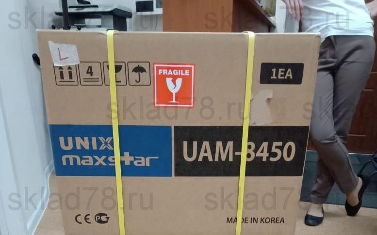 Отзыв о профессиональном 6-ти камерном аппарате UNIX Lympha Light (UAM-8450) www.sklad78.ru