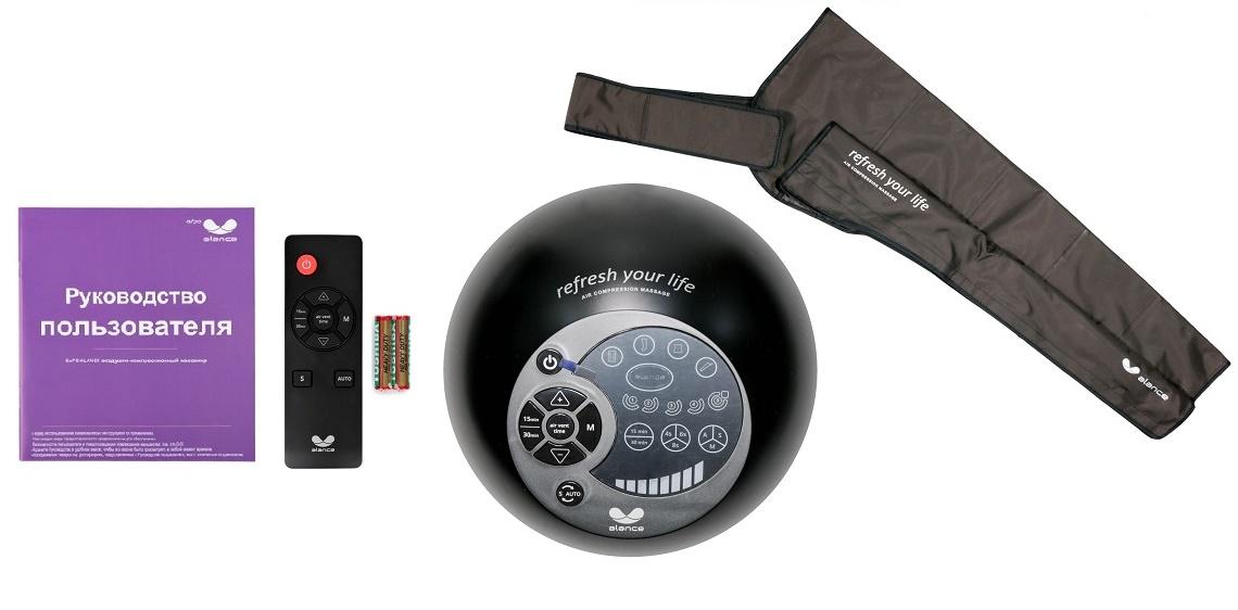 Gapo Alance аппарат для Лимфодренажа рук, комплектация.