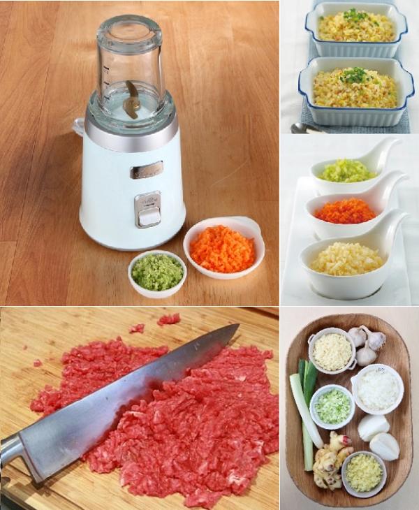 Блендер Hanil GMFC-670 - Рубит продукты