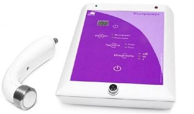Характеристики аппарата для ультразвуковой терапии ESMA 12.05